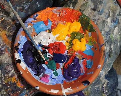 kunsttherapie mit Stephanie Agger
