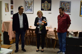 Ibrahim Doudieh, Elisabeth MOuzaoui, Ahm