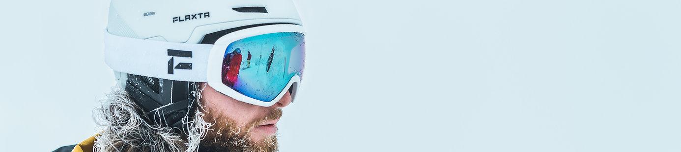 Norris Niman outdoor skiing photography
