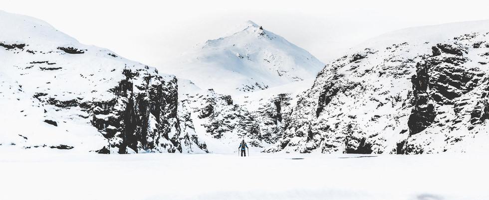 skiing Norris Niman Iceland Norbert von Niman