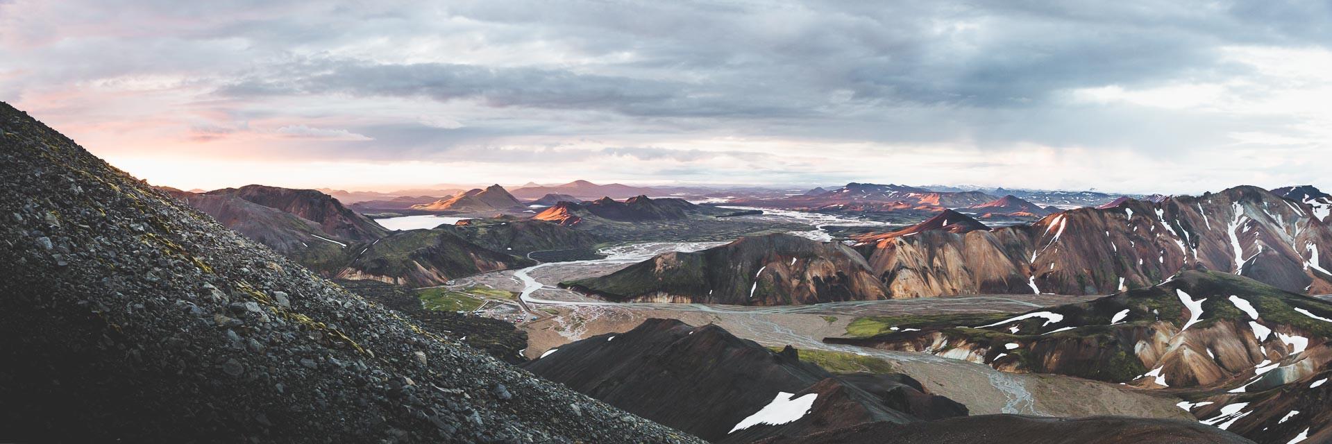 landmannalaugar Norris Niman Iceland Norbert von Niman