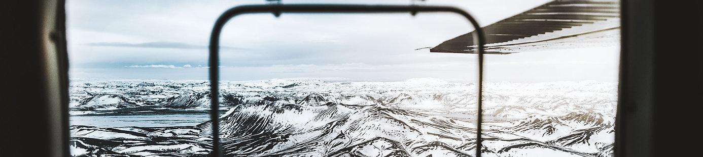 Norris Niman aerial flying of Atlasflug