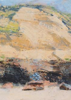 Golden Rocks at Carne Beach.