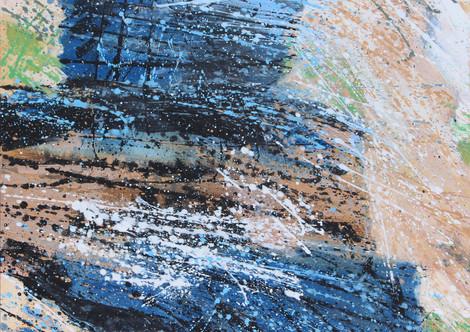 Black rocks, Carne Beach #3