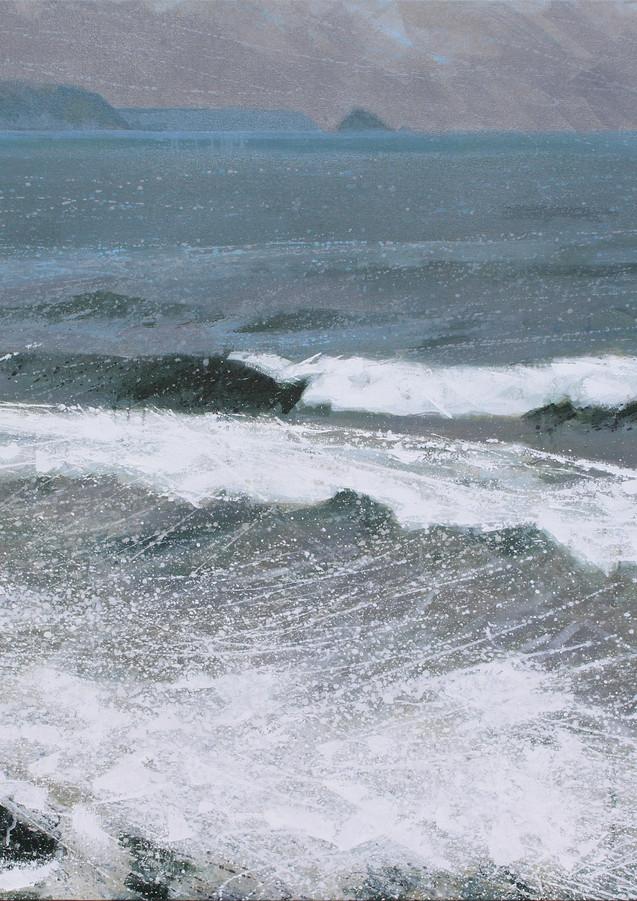 Winter Storm, Portscatho