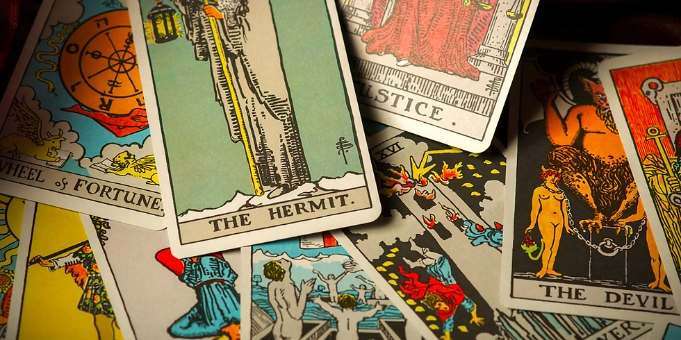 The Art of Multidimensional Tarot and Energy Reading 2021