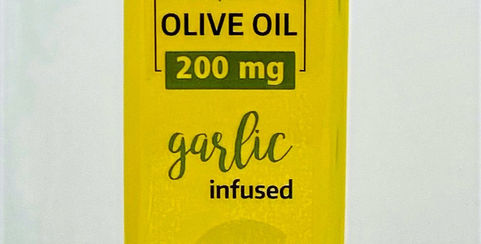 Infused Garlic & FSE Olive Oil
