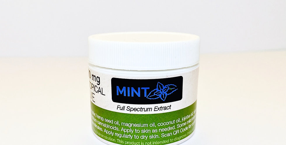 Topical Salve - Mint