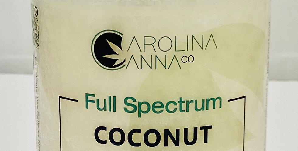 Wholesale - Coconut Oil infused - 24oz