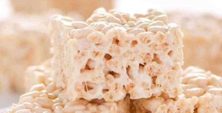 Wholesale - D8 - Rice krispy treat