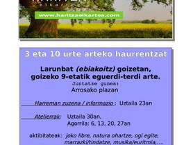 UDAKO TAILERRAK / ATELIERS D'ETE