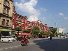 Myanmar Günleri - Yangon - Genel