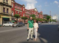Myanmar Chronicles - Yangon