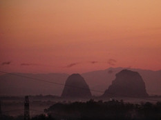 Myanmar Günleri - Hpa An – Yarasa Mağarası