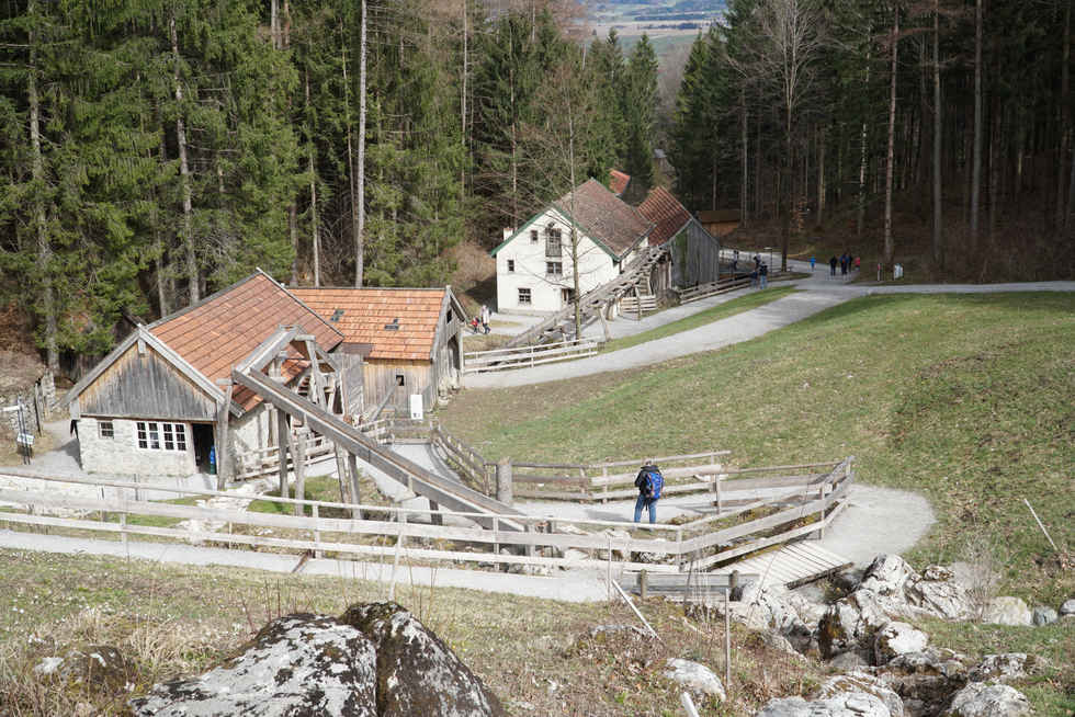 Old Bavarian house