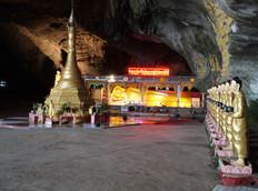 Myanmar Günleri - Hpa-An – Mahar Sadan Mağarası