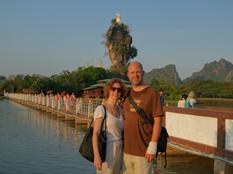 Myanmar Günleri - Hpa An – Kyauk Ka Latt Pagoda
