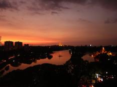 Myanmar Günleri - Yangon - İlk izlenimler
