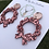 Thumbnail: 428 - Christmas Wreath - Rose Gold
