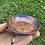 Thumbnail: 669 - 9cm Round Resin Trinket Dish
