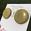Thumbnail: 455 - Festive Statement Studs - Gold