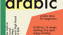 Learn Arabic With Creating Ground @ G-West!