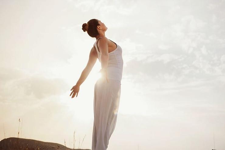 Esercizi di respirazione e rilassamento