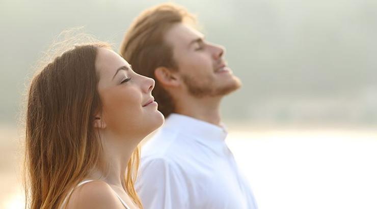 respirazione e rilassamento