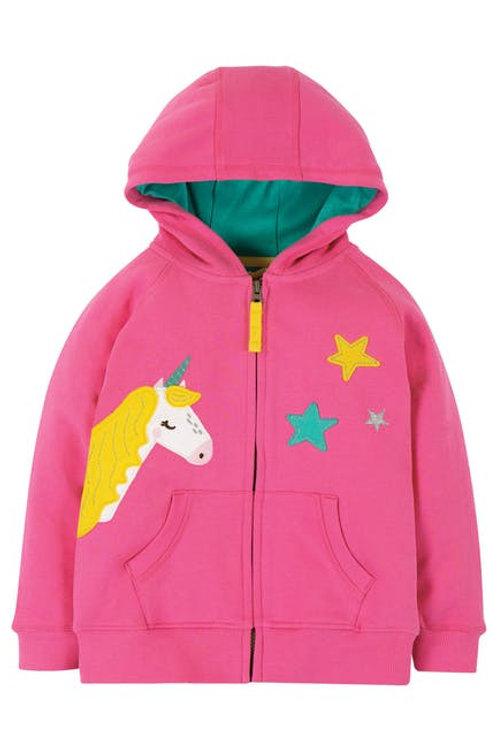 Frugi unicorn hoodie