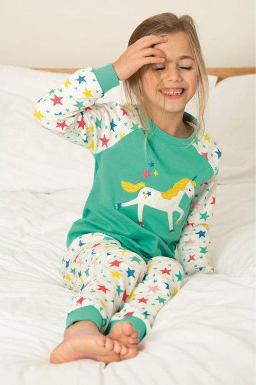 Frugi unicorn pyjamas