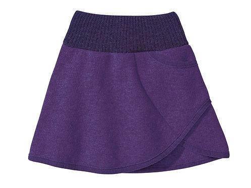 Disana boiled merino wool skirt