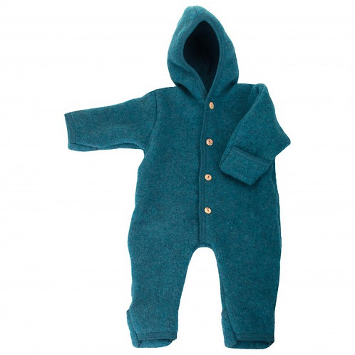 Engel merino wool fleece snugglesuit