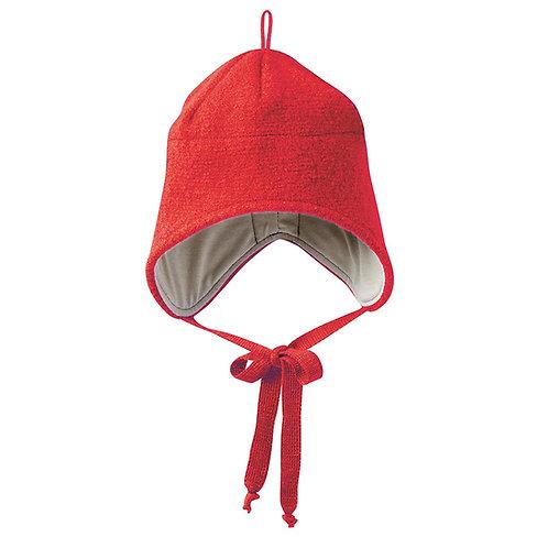 Disana boiled merino wool hat