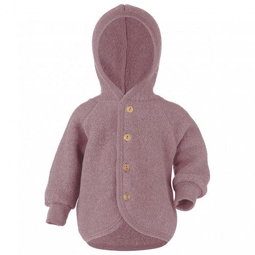 Engel merino wool fleece jacket