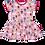 Thumbnail: Toby TigerBunny Print Skater Dress
