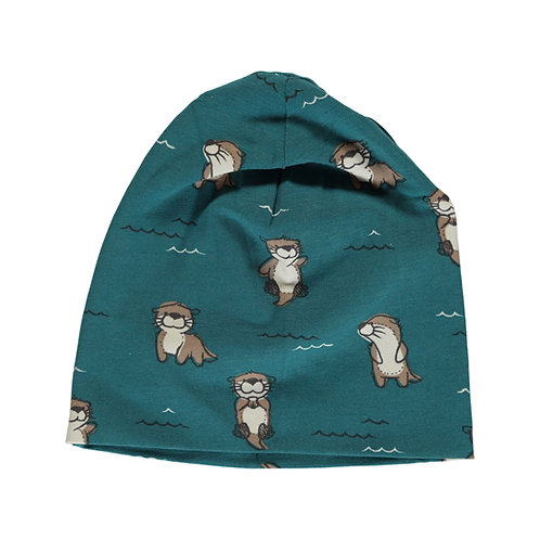 Maxomorra Hat Curious Otter