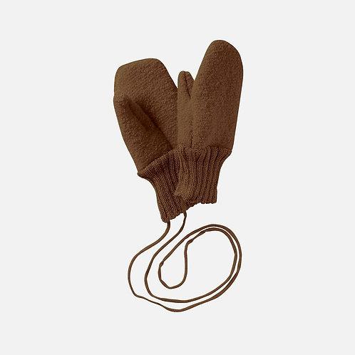 Disana boiled wool gloves