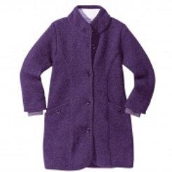 Disana boiled wool coat