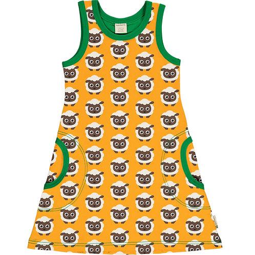 Maxomorra classic sheep summer dress