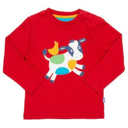 Kite Farm Fun T Shirt