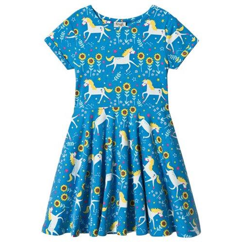 Frugi Spring Skater Dress