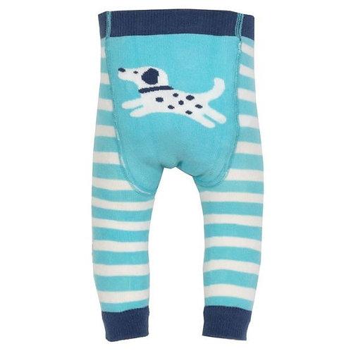 Kite little pup knit leggings