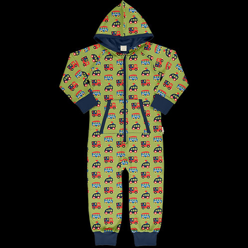 Maxomorra overall/one piece colourful cars