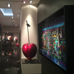 London 3D gallery bartoux