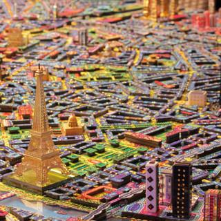 Paris 3D (Eiffel Tower)