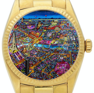 Rolex Paris (70x50 cm)