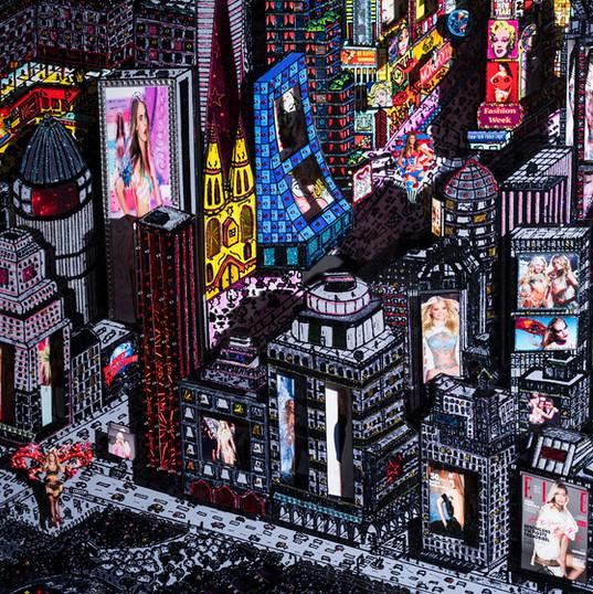 New York Fashion Week edition