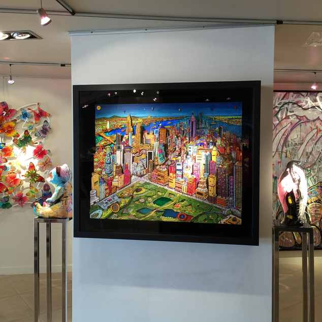 New York popart (Bartoux Galleries)