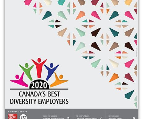 Célébrer les meilleurs employeurs du Canada en matière de diversité