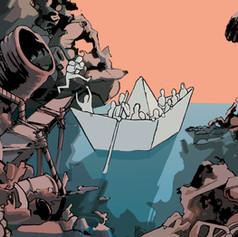 trasher island